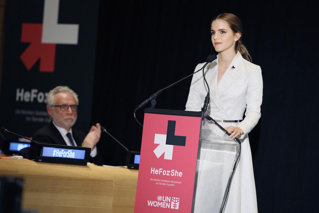 Discurso de Emma Watson en UN Women's HeForShe Campaign, 2014