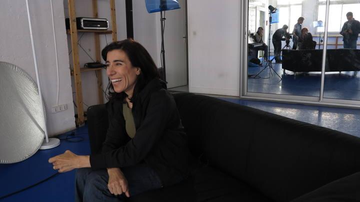 """Fotograma del documental """"La vida encontrada"""", dirigido por Carmina Roig y Joan Albert Planell para RTVE, 2014"""