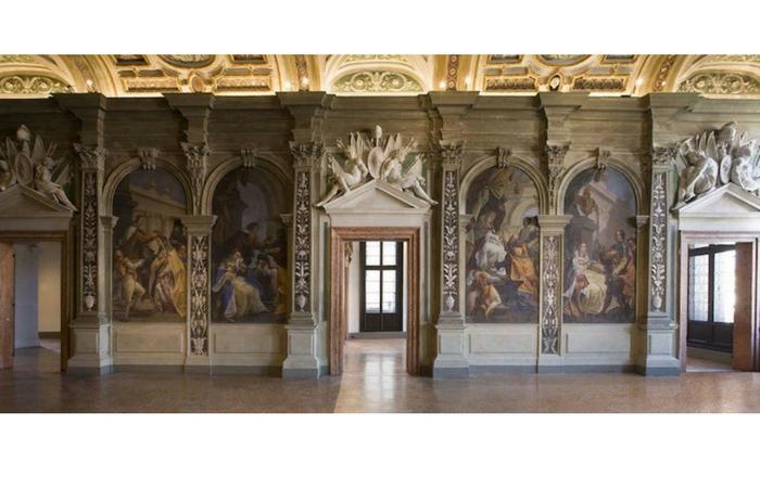 Ca'Corner Della Regina. Foto Agostino Osio. Cortesía Fondazione Prada