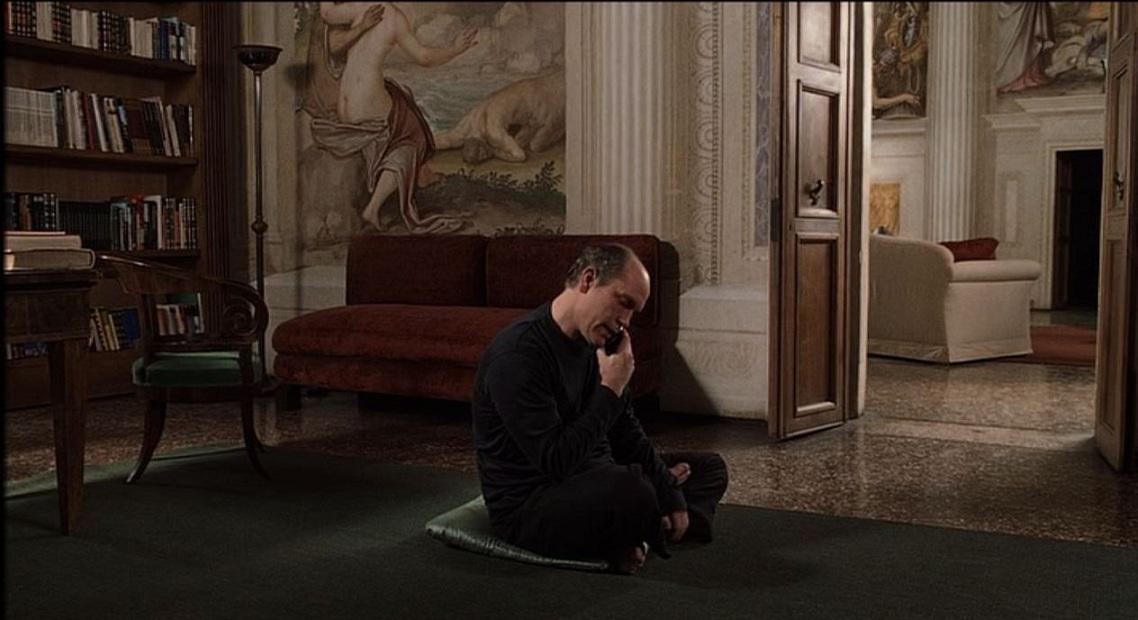 Fotograma de la película El juego de Ripley, dirigida por Liliana Cavani, 2002