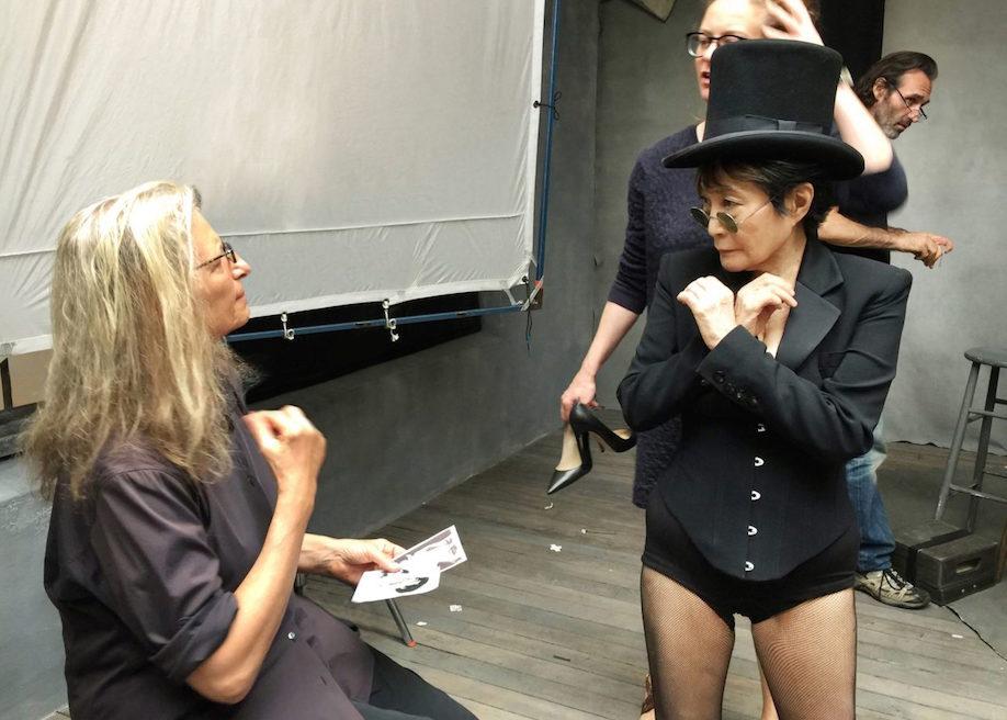 Calendario PIRELLI 2016 Annie Leibovitz fotografía a Yoko Ono