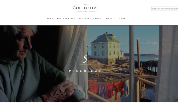 The Collective Quarterly, viajando en busca de experiencias