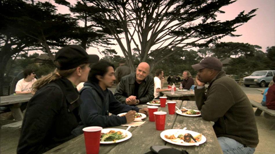 Imagen del documental El Cambio (The Shift), dirigida por dirigida por Michael A. Goorjian, 2009