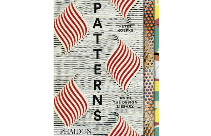 """Patterns: Inside the Design Library"", por Peter Koepke. Editorial Phaidon, 2016"