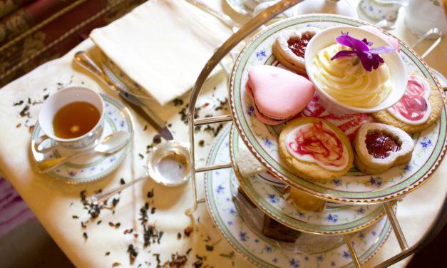 El mejor Afternoon tea se sirve en el Ritz