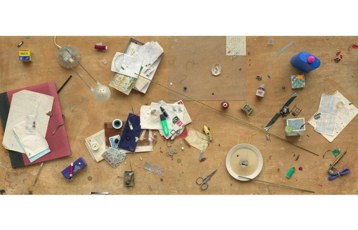 Things in a room de Manuel Franquelo, 2014