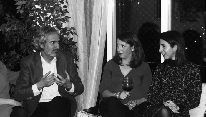 Cena Adivina con Nayara Malnero