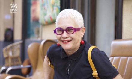 Myrna Rivera, una musa en Lavapiés