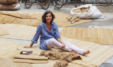 Nani Marquina, el arte de entrelazar tradición, innovación y diseño