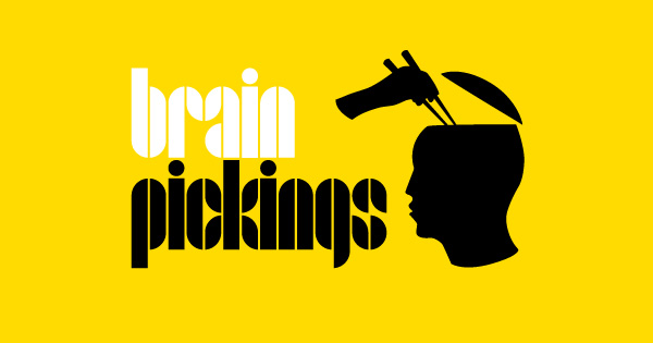 Brain Pickings, el blog de Maria Popova