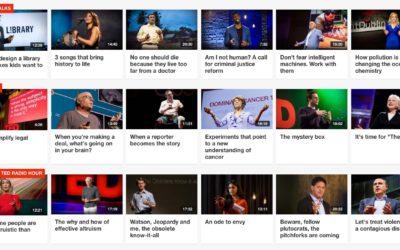 TED: el poder de las ideas y de la comunicación