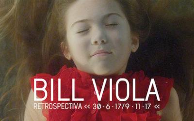 Bill Viola y su empeño por apreciar cada momento de la vida.