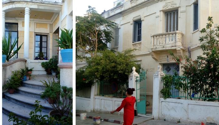 Arquitectura colonial en el barrio diplomático