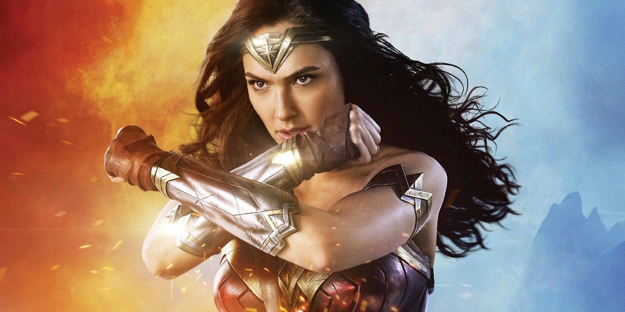 Fotograma de Wonder Woman, dirigida por Patty Jenkins, 2017