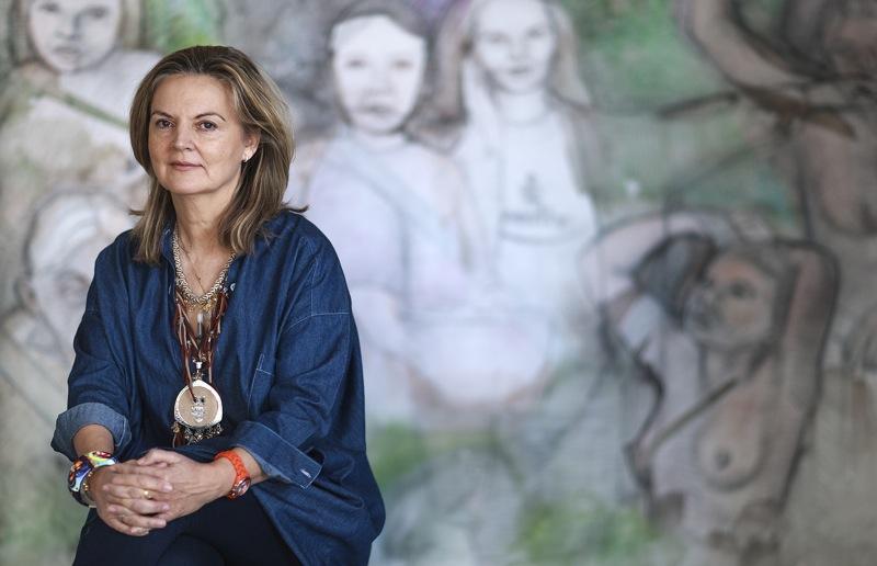 Pilar Mateo. Foto: Fundación Pilar Mateo. Ciencia y Conocimiento en Acción.