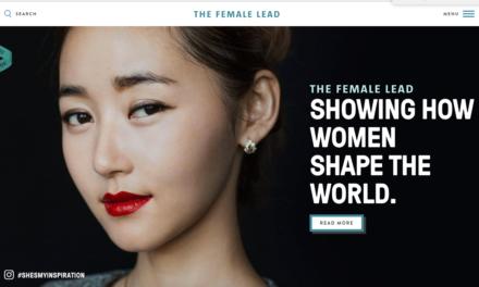 Una plataforma de mujeres muy inspiradoras