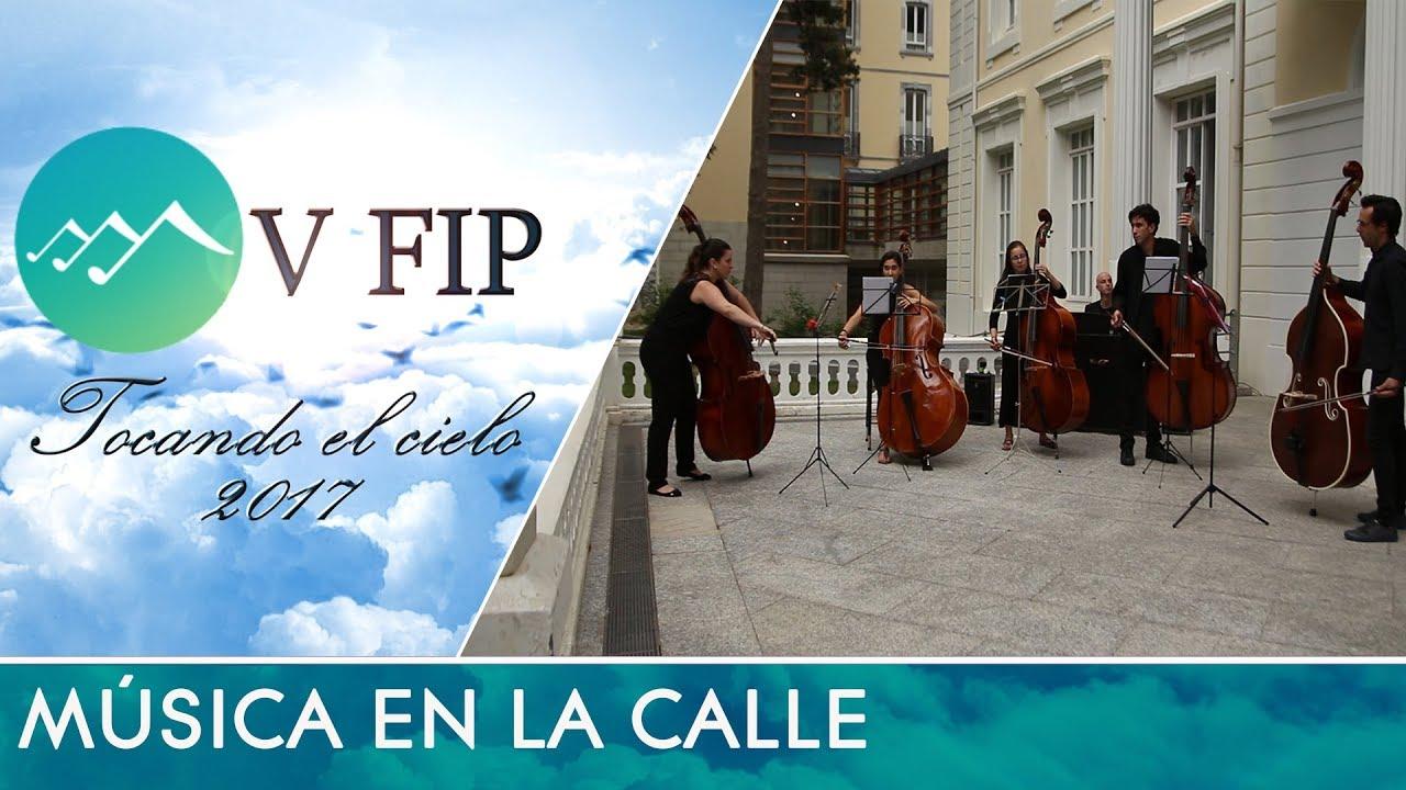 """V Festival Internacional de Panticosa """"Tocando el Cielo"""""""