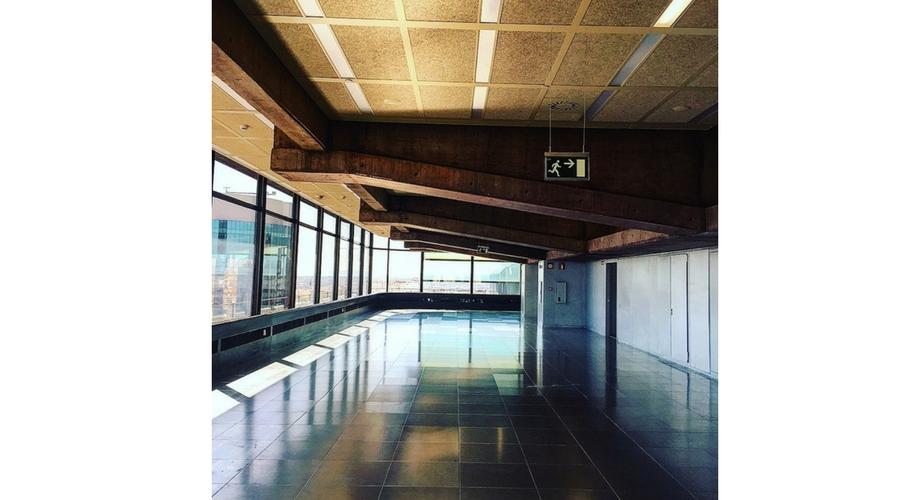 Castellana 81 del arquitecto Sáenz de Oiza. Fotos cedidas por Open House Madrid