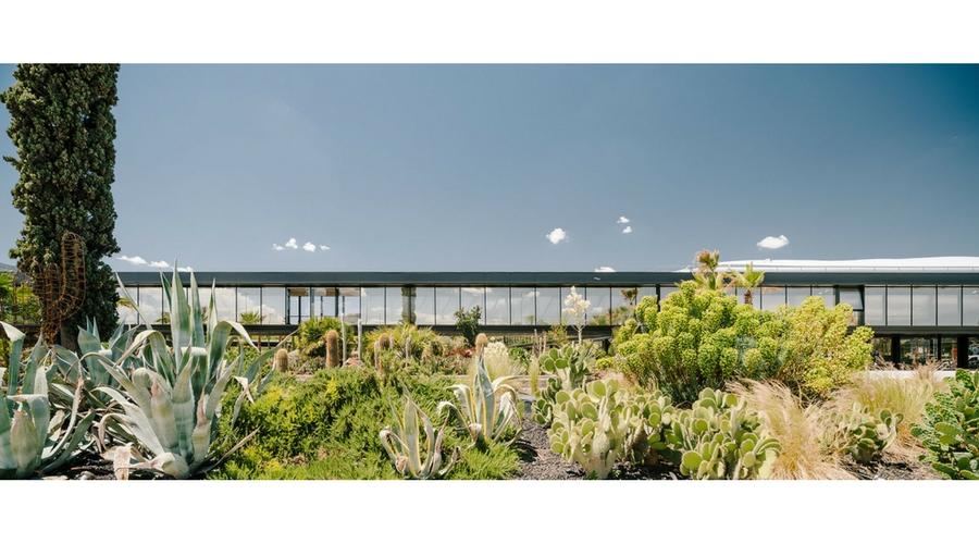 Desert City del arquitecto Jacobo García Germán