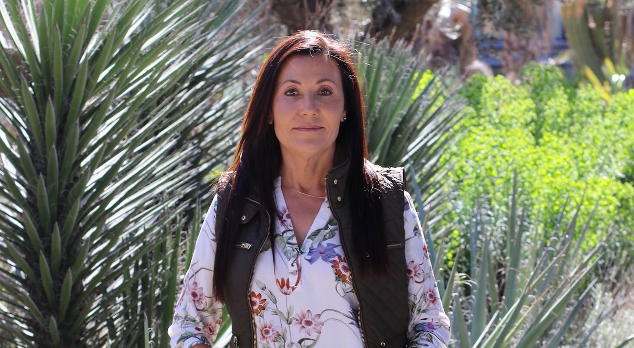 Mercedes García en Desert City