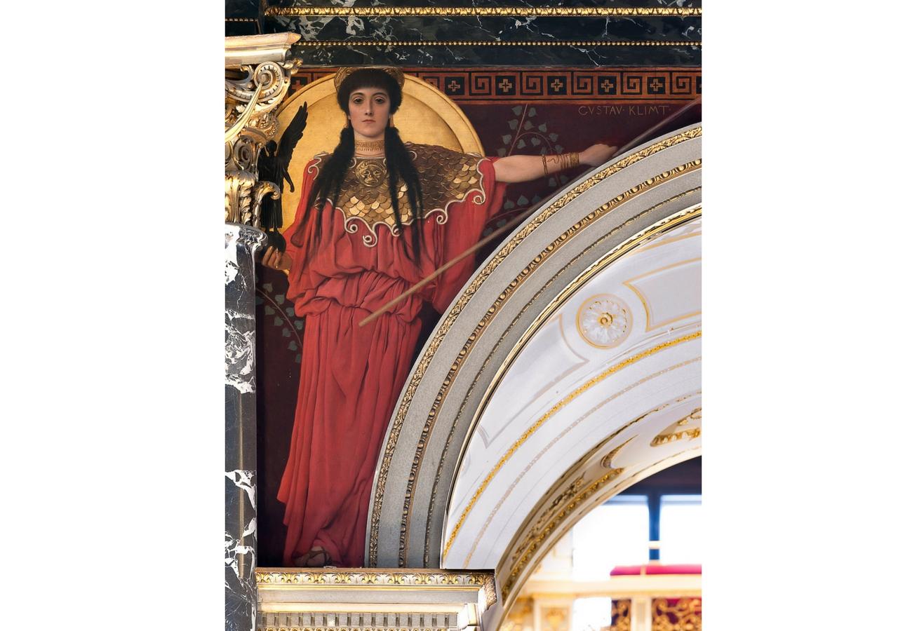 escalinata del Kunsthistorisches Museum-© Kunsthistorisches Museum Wien, KHM-Museumsverband