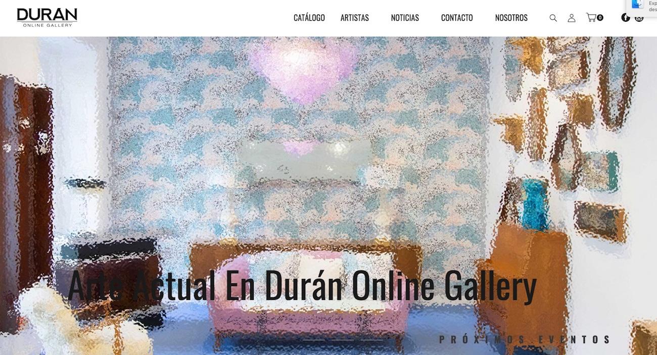 www.durangallery.com