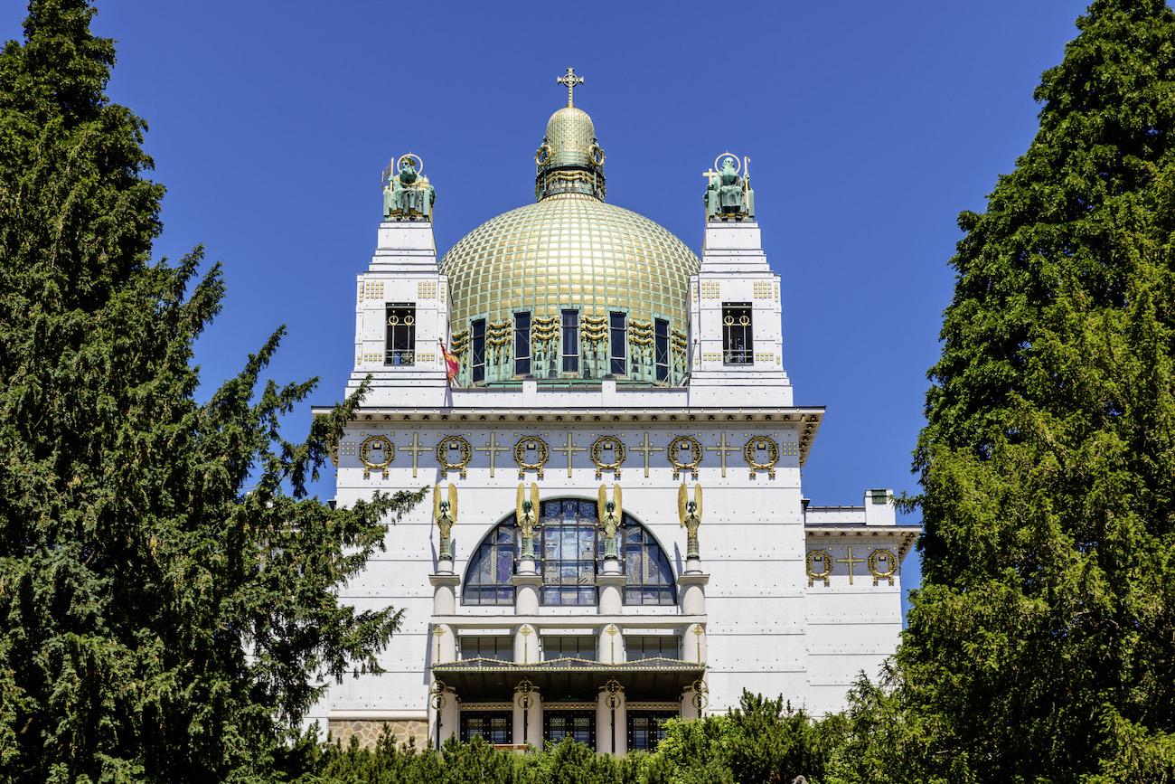 Vienna 2018 Otto Wagner Kirche © WienTourismu sChristian Stemper