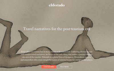 eldorado, otra forma de viajar