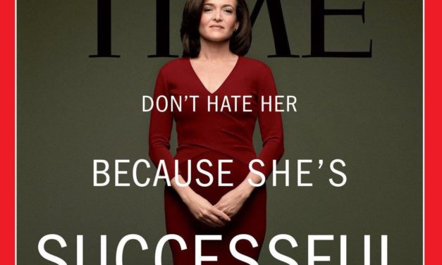 "Sheryl Sandberg: ""Haz aquello que te da miedo"""