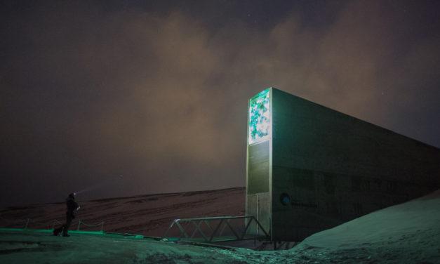 La Bóveda del fin del mundo, una copia de seguridad para la eternidad