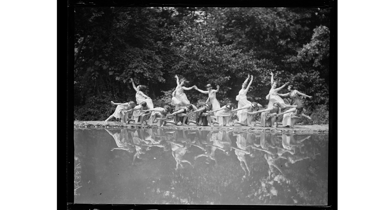 Harris_Ewing. Danza, 1924. Washington, Library of Congress.