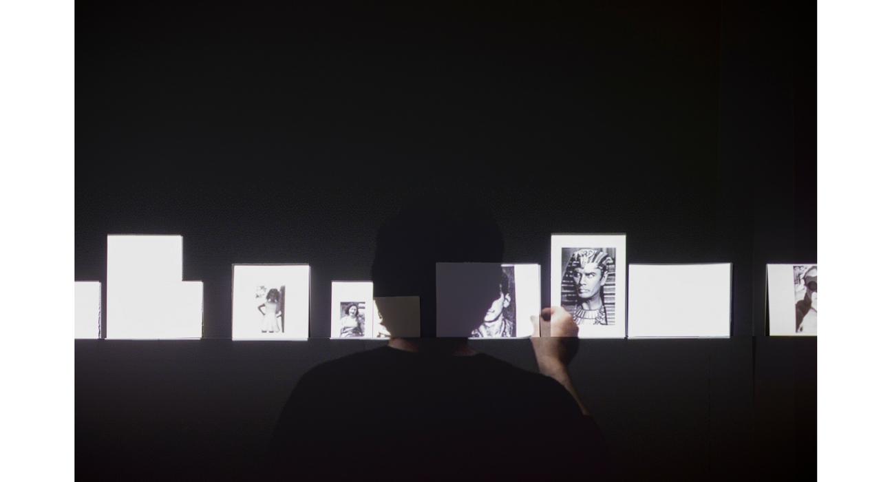El Coleccionista de Oscar Muñoz, 2016 - Fundació Sorigué PLANTA