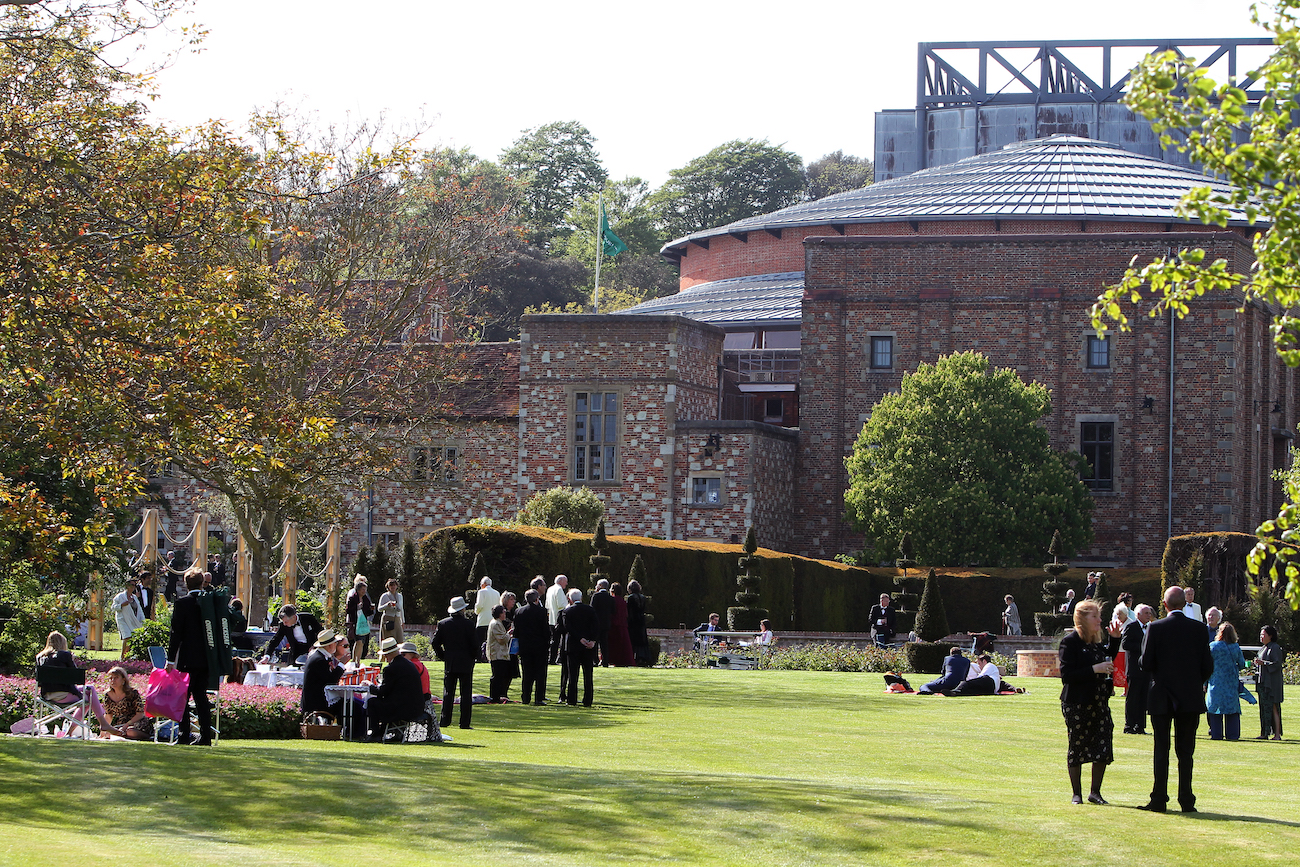 General views at Glyndebourne, East Sussex.