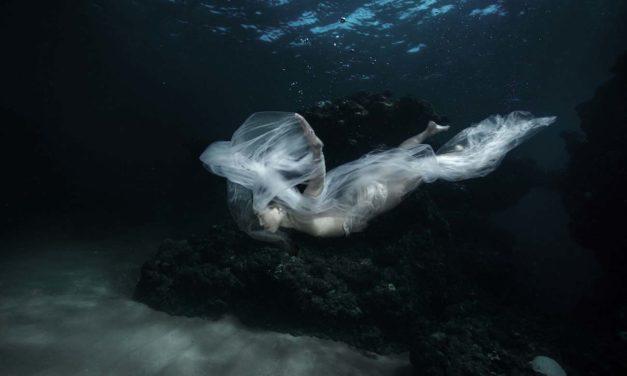 Isabel Muñoz se moja con su última exposición Agua