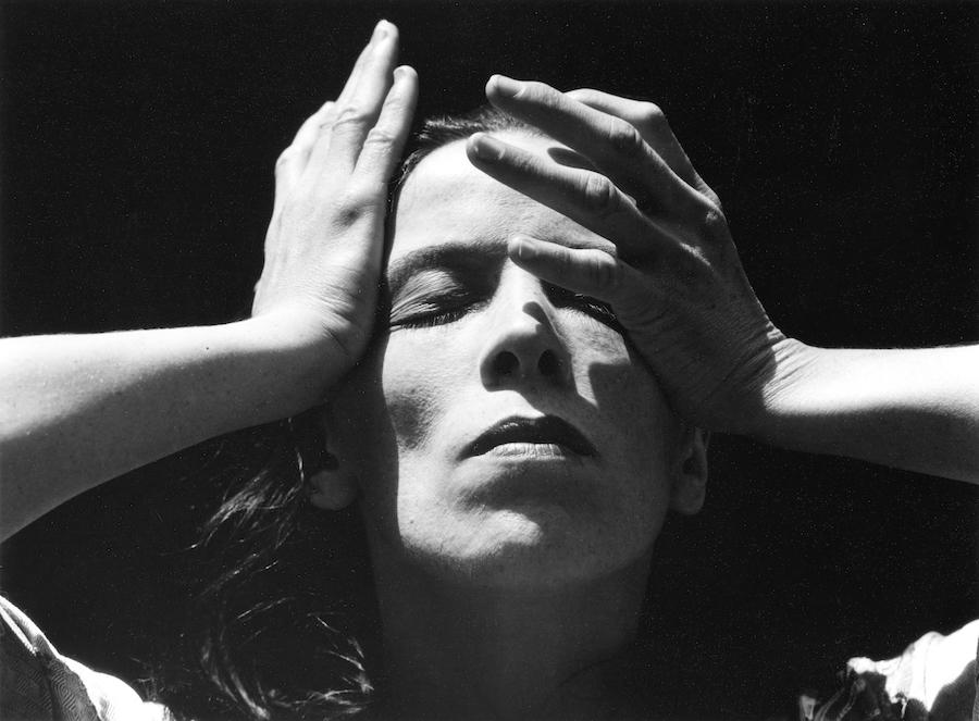 Martha Graham, Dancer, 1931