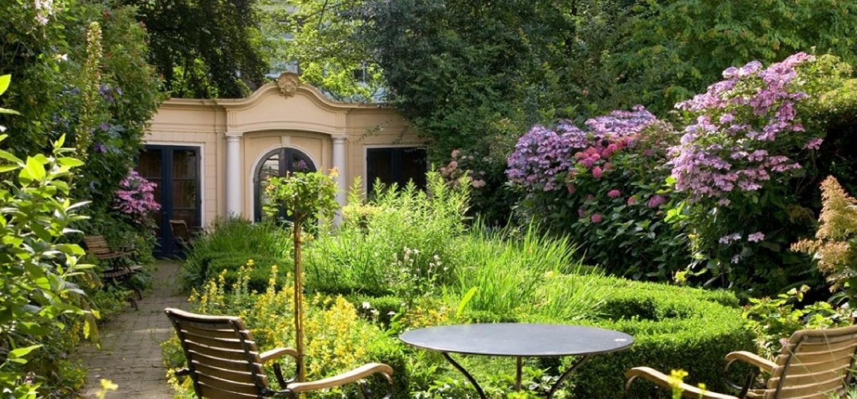 Jardín privado - Amsterdam Open Garden Days 2018