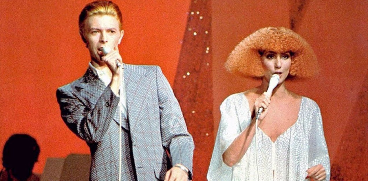 Cher & David Bowie – Young Americans (Live on The Cher Show, 1975)