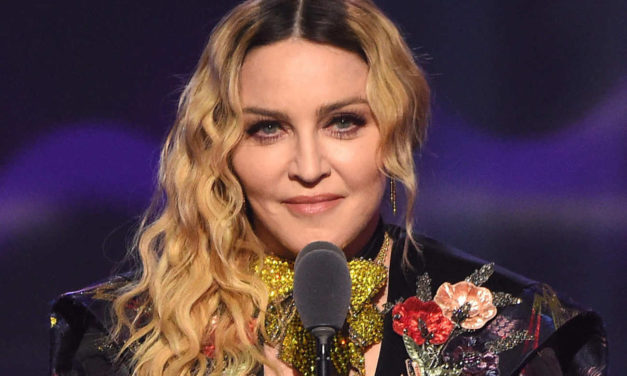 El discurso de Madonna