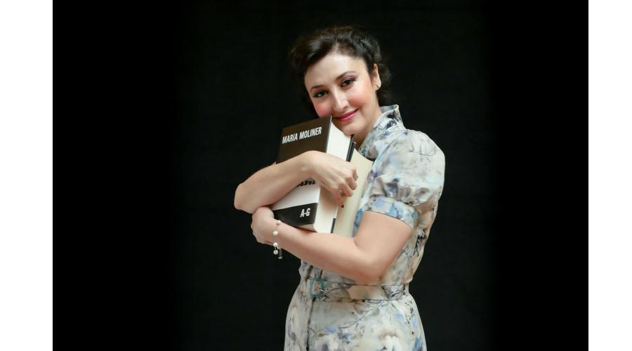 María Moliner de Parera Fons en el Teatro de La Zarzuela. Foto:  ©Pedro Chamizo