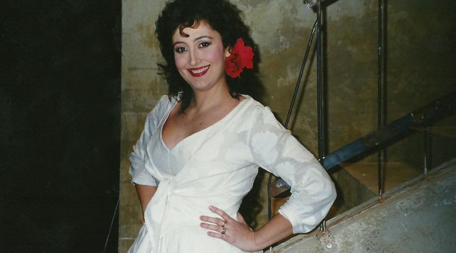 Interpretando Carmen de de Georges Bizet en Pisa
