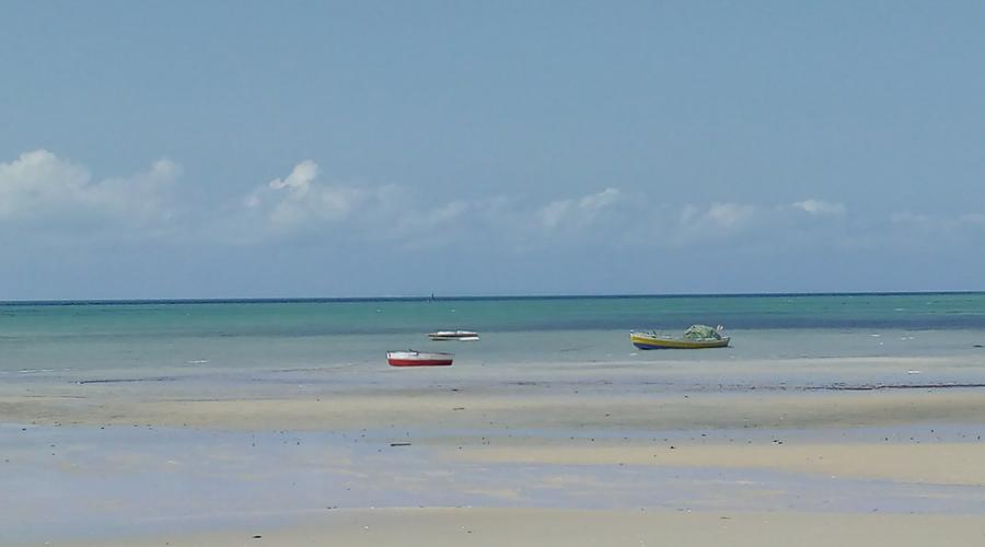 playa en Vilanculos norte