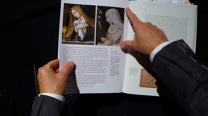 Queridas Viejas, introduciendo la página con la pintora renacentista Plautilla Nelli (1524-1588)