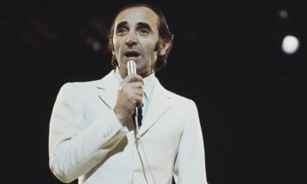 Se nos ha ido Charles Aznavour