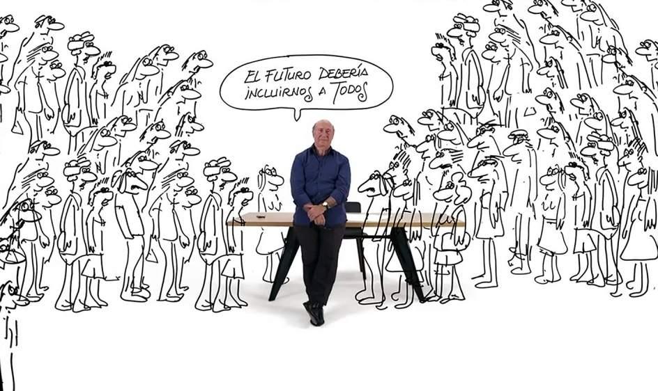 Lanzaderas de empleo, una iniciativa del humorista Peridis