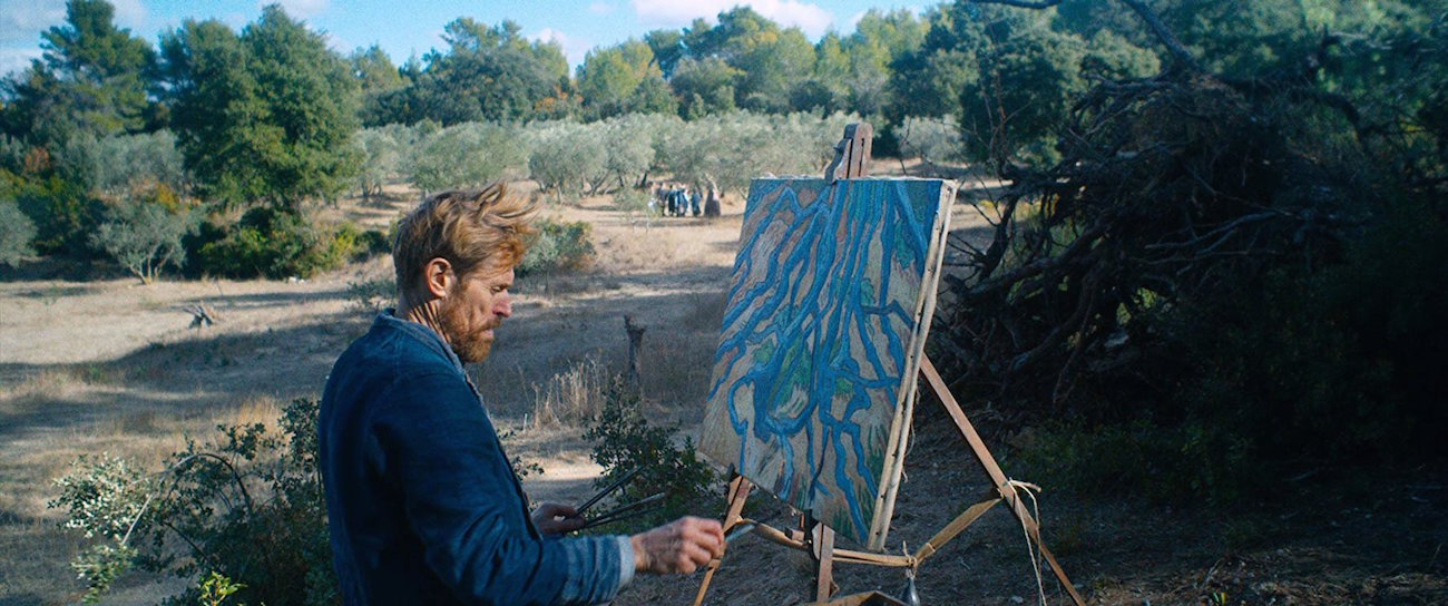 """""""Van Gogh, a las puertas de la eternidad"""", dirigida por Julian Schnabel, 2018"""