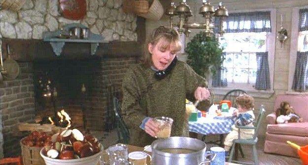 Fotograma de la película Baby, Tú vales mucho (1987), con Diane Keaton, dirigida por Charles Shyer