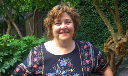 Mª Teresa Arias Bautista: «La Palabra nos hace libres y esencialmente diferentes»