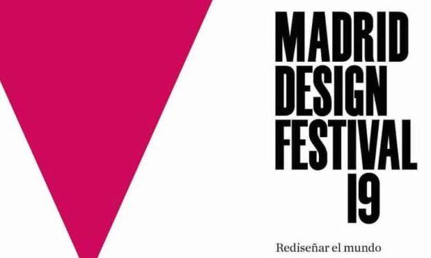 MADRID DESIGN FESTIVAL 2019