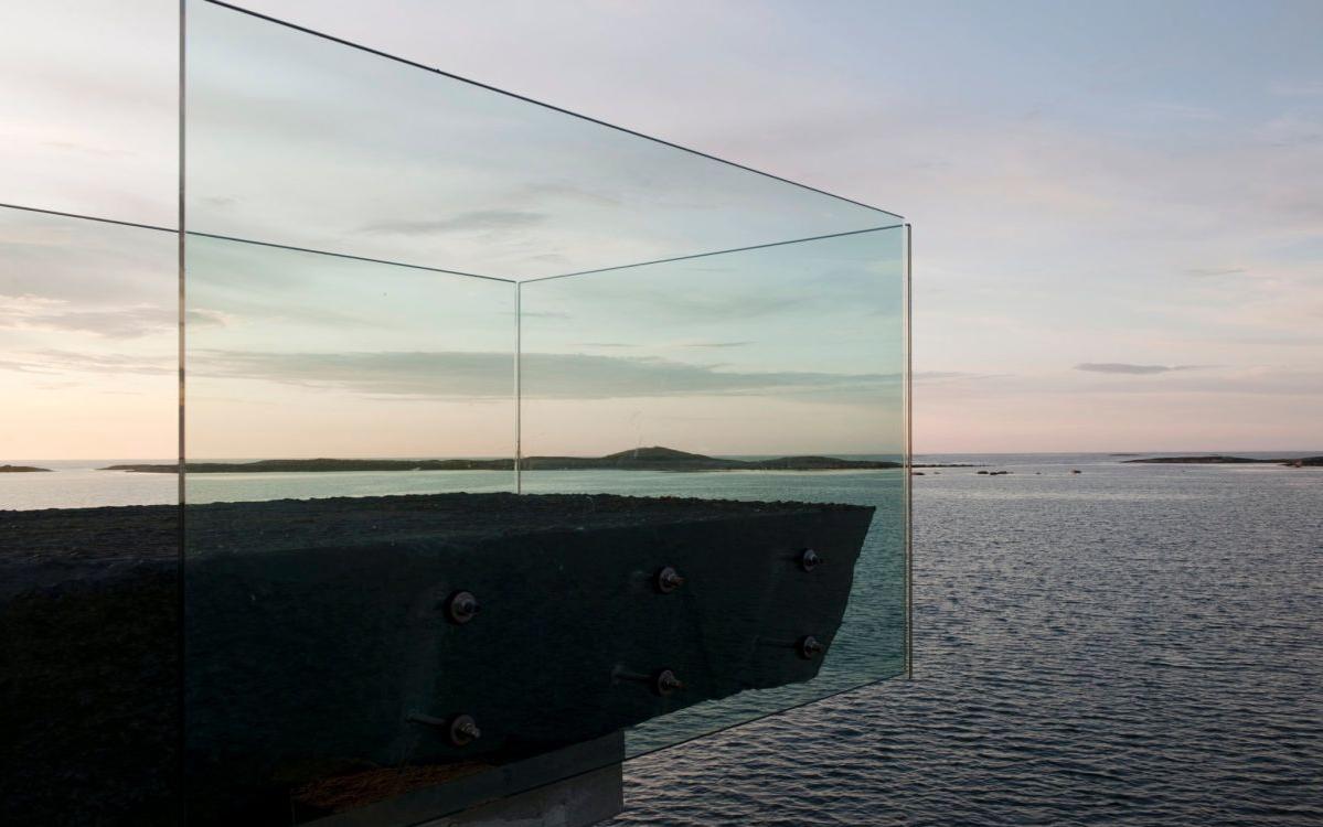 Askevagen, Atlanterhavsvegen. Foto de Jiri Havran