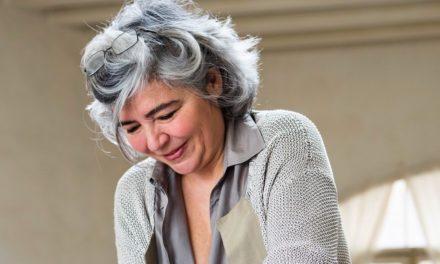 Inés García-Albi, cómo reinventarse con arte